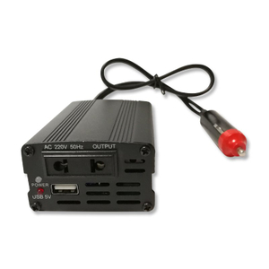 China High Quality DC To AC 100w Car Power Inverter with 24v-220v