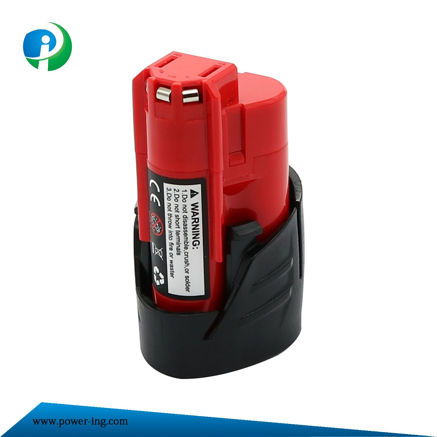 China 12V2.5AH High Quality RechargeableLithium Battery for Power Tools