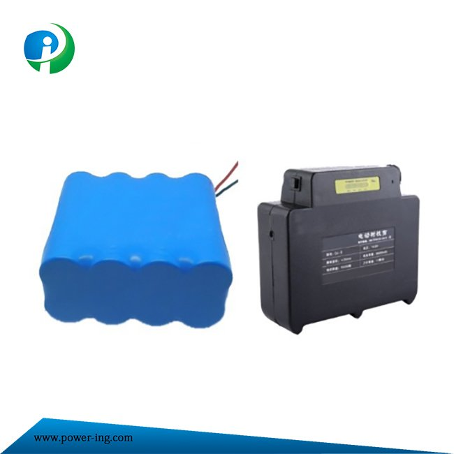 14.8V 4000mAh Customized Lilthium Battery Pack for Electric Scissors