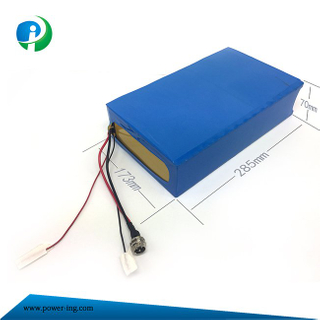 Customized 48V Li-ion Battery Lithium Battery Packs for Monocycle